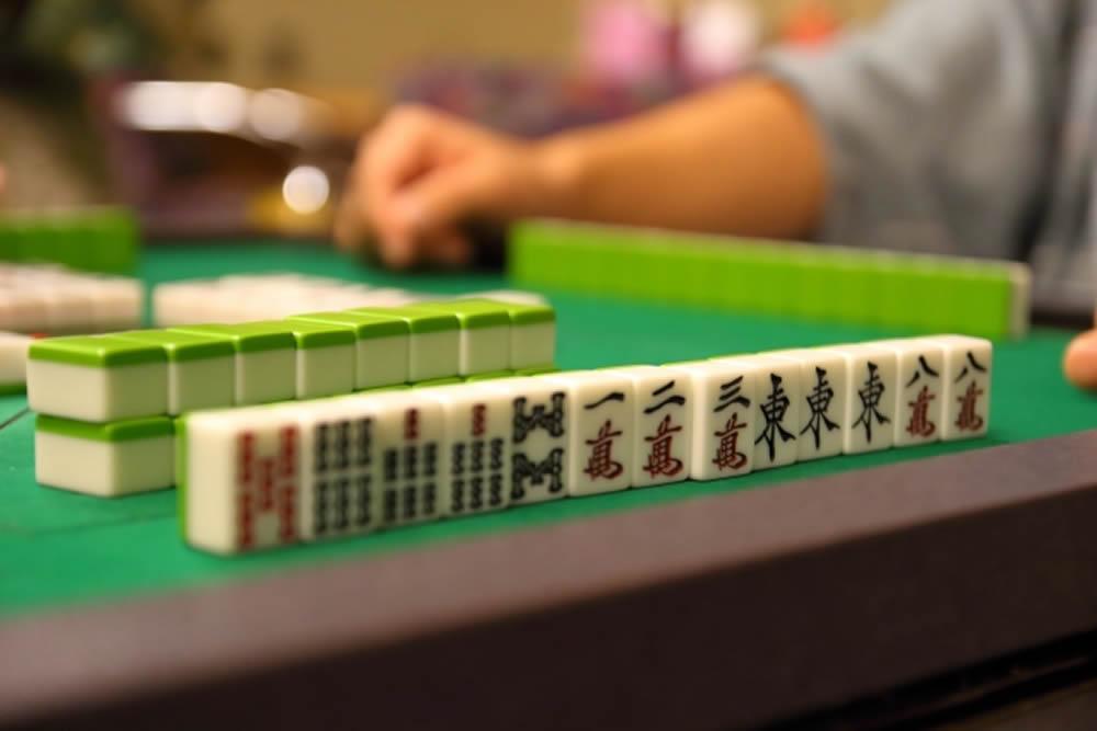 日本のギャンブル賭け麻雀